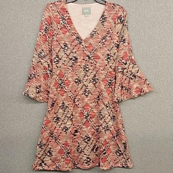 Anthropologie Maeve Dresses & Skirts - NEW Anthropologie Maeve Erina Lined swing dress.